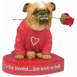 To Be Loved Bulldog